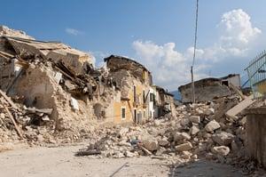 earthquake damage insurance